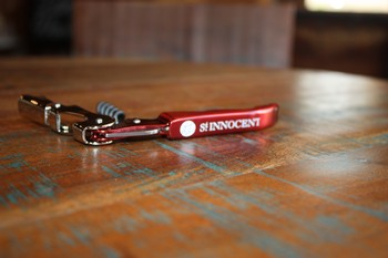 St.Innocent Logo Wine Key