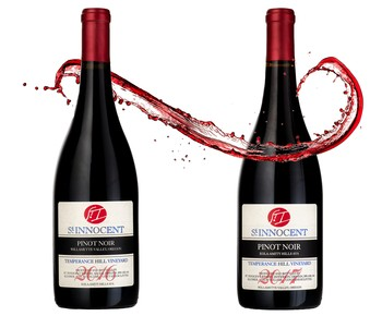 A Sense of Place....2016/2017 Pinot Noir Temperance Hill Comparison